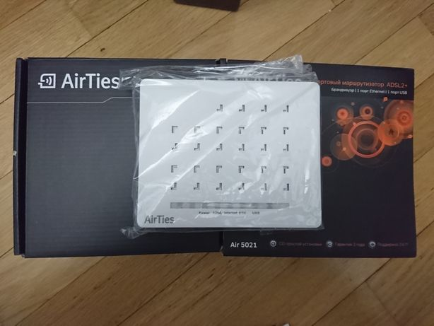 Маршрутизатор Airties air 5021 adsl2+ Router combo