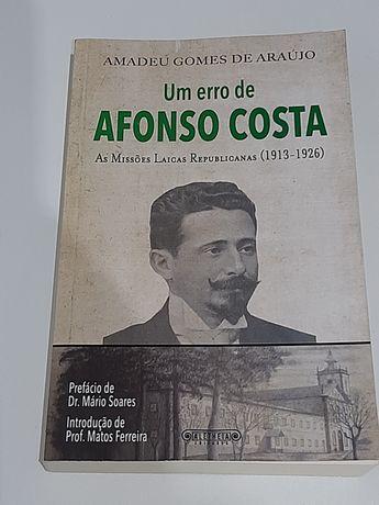 Um Erro de Afonso Costa [As Missões Laicas Republicanas]-Portes Gratis