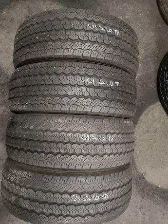 Opony wielosezonowe wzmacniane 205/65/15C Continental 4szt 7,5mm