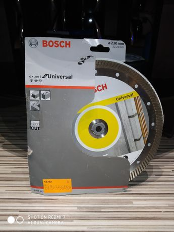 Tarcza BOSCH diament ekspert for Universal 240mm