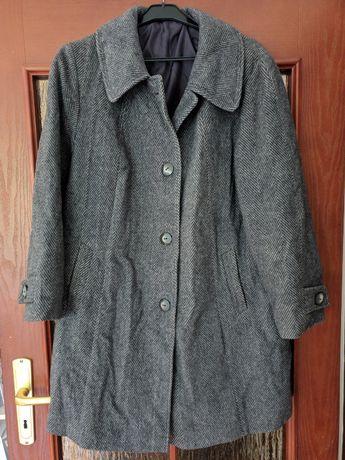 Płaszcz wełniany rozmiar około 46