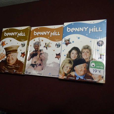 Benny Hill-Serie 1/2 e 3