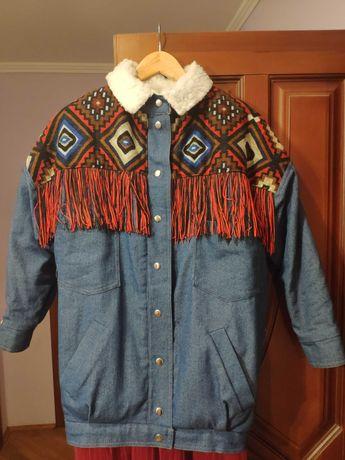 Куртка. Куртка джинсовая