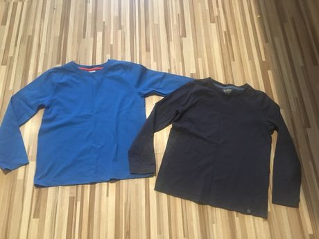 Bluzki, koszulki 4 sztuki 110-116
