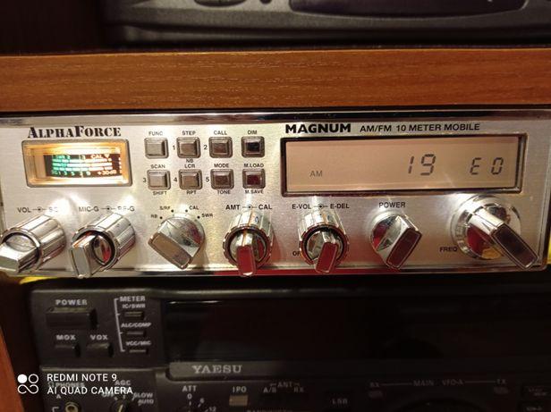 CB Radio Magnum Alpha Force