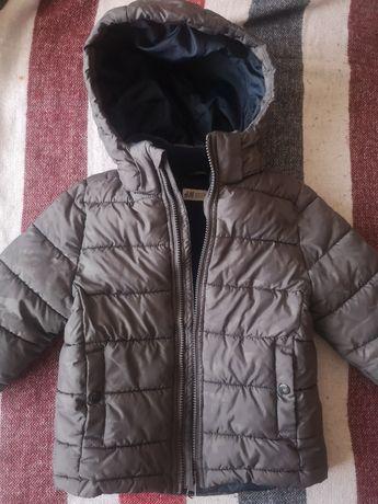 Курточка на мальчика h&m