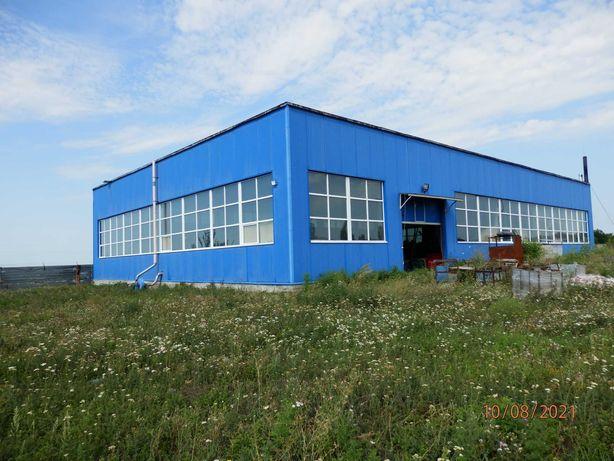 Продається Будівля виробничого призначення (цех).