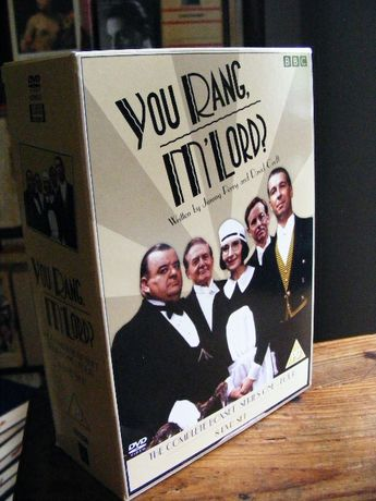 Serie completa You Rang, M'Lord? - The Complete Boxset. DVD