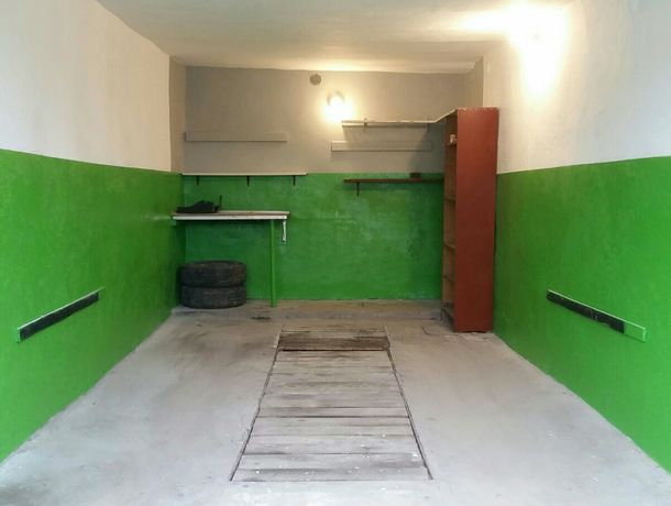 Wynajmę garaż - ulica Olimpijska