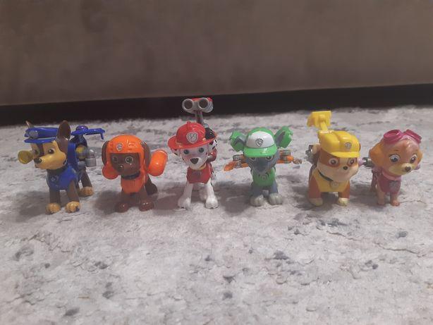 Psi patrol figurki oryg.
