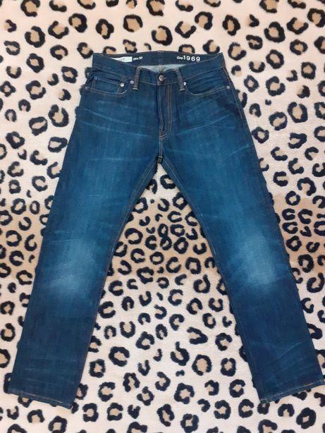 Мужские джинсы GAP оригинал. Размер 29×30.
