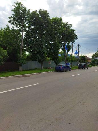 Продам участок на центральной улице,Магдалиновка