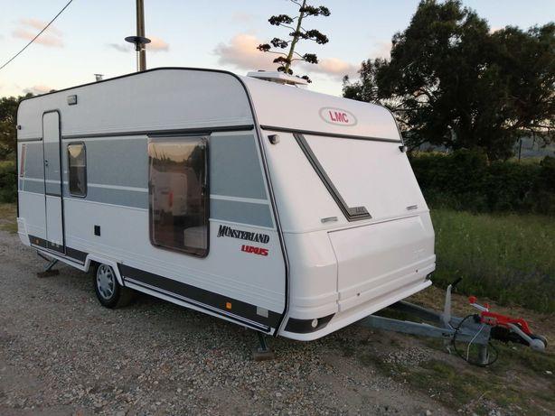Vendo caravana LMC Musterland Luxus 480 T em muito bom estado