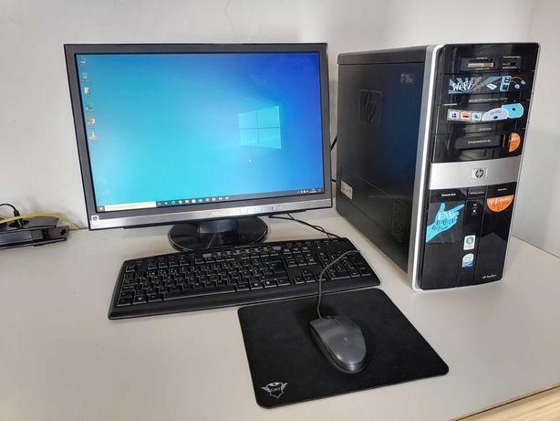 """PC Completo + LCD 22"""" Win 10"""