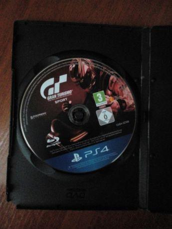 Диск,игра пс 4. Gran Turismo Sport (ОБМЕН).