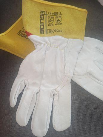 Перчатки для сварочных GUIDE 270 краги