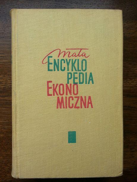Mała encyklopedia ekonomiczna - 1962