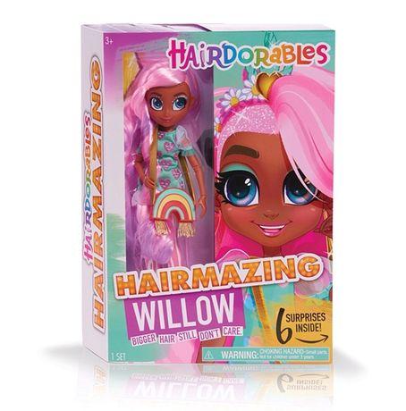 Hairdorables hairmazing Willow. Куклы хэрдораблс
