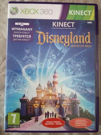 Gra Disneyland Xbox 360