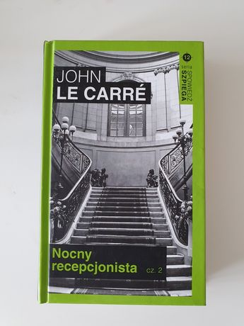 John Le Carre - Nocny recepjonista cz. 2 Spowiedź szpiega