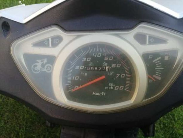 Motorower ROMET 717