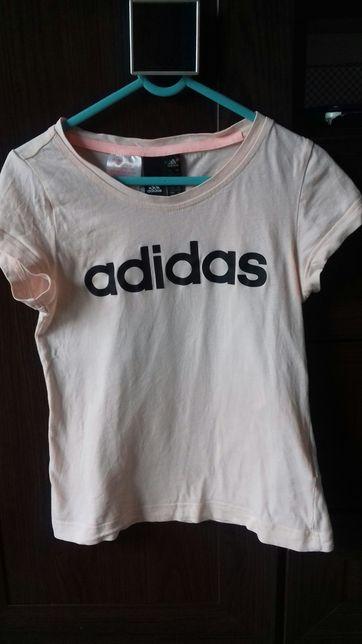 T-shirt adidas roz.140