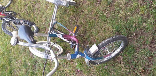 Sprzedam rower rehabilitacyjny w dobrym stanie.