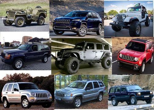 peças jeep grand cherokee wrangler willys