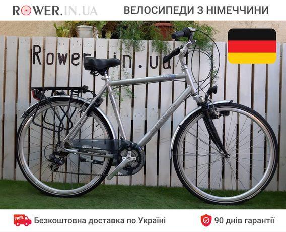 Велосипед алюмінієвий бу Mercure Silver 28 G26 / Велосипеды дорожные