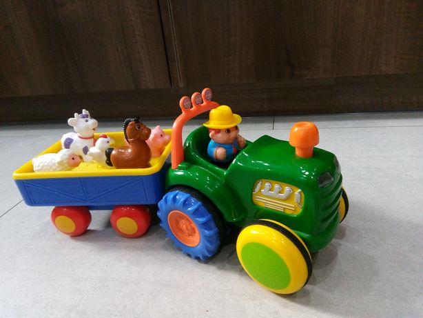 Dumel Discovery, traktor Dumel, traktor Farmer