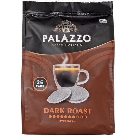Senseo kawa pads saszetki Dark Roast mocna 36 sztuk