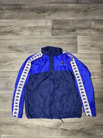 Куртка / ветровка kappa с лампасами