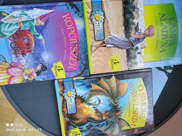 Baśnie polskie - seria 3 książek