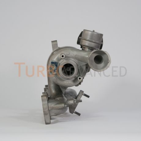 Turbo p/Audi A3TDI, Seat Altea, Leon, Toledo, VW Caddy, Golf, S Octavi