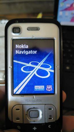 Nokia Navigator operacional
