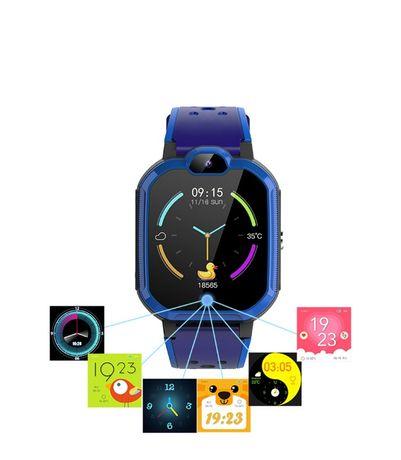 Smartwatch zegarek 4 G lokalizator GPS,WIFI Polskie Menu