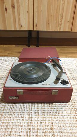 Gramofon Aster Unica retro vintage