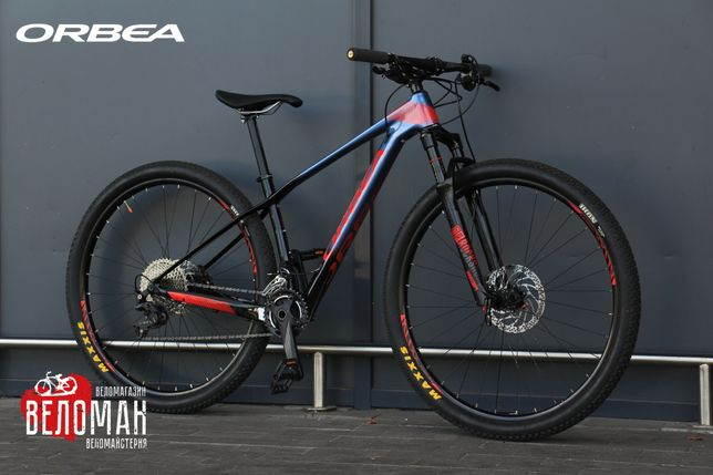 Карбоновый найнер Orbea Alma M30. Trek Scott Canyon Giant Cube KTM
