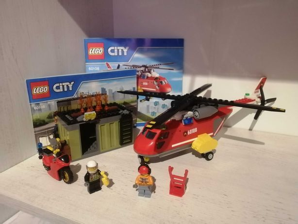 Sprzedam Lego 60108