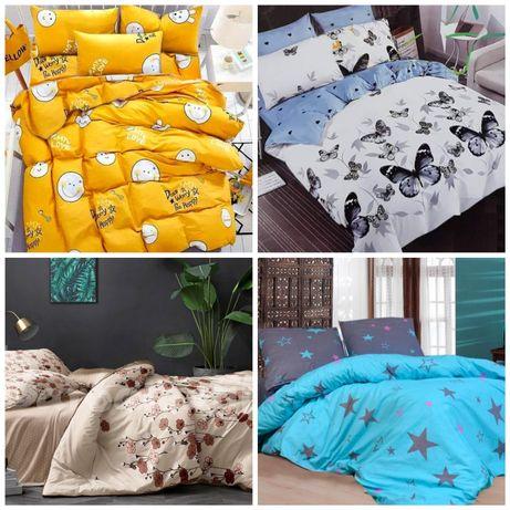 Купить постельное с ткани - бязь, ранфорс, сатин, 100% хлопок