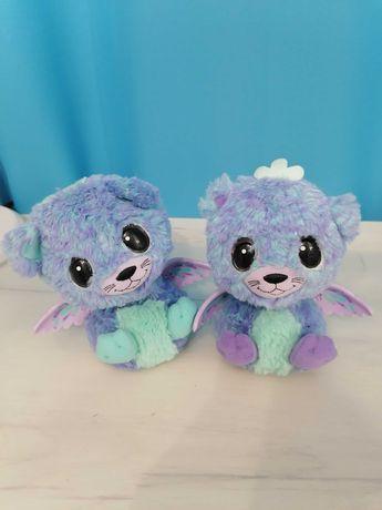 Zabawka Hatchimals bliźnięta paw pawie
