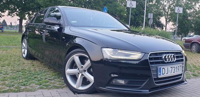 Audi A4 b8 Lift•2xS-line•177KM•NAVI•biXenon•LED•SEDAN !