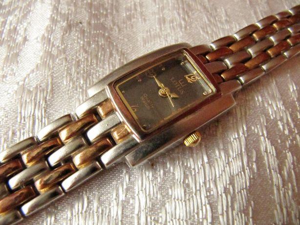 Часы LOTUS в коллекцию, 2009 года выпуска, женские, кварцевые, новые