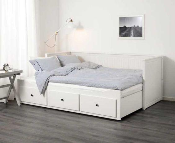 Łózko Hemnes Ikea