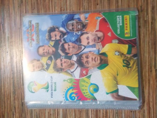 Album z kartami Fifa World cup brazil 2014