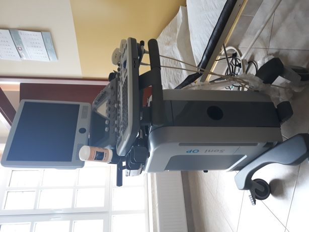 Sprzedam aparat USG SONIX OP firmy Trimed 2012