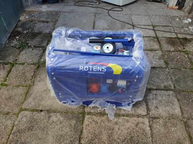 Agregat rotens professional rns 7200