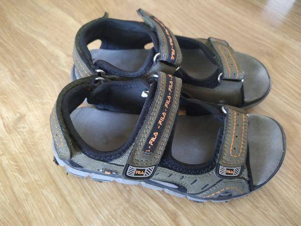 Sandałki Fila dla chłopca rozmiar 32