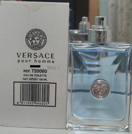 Versace Pour Homme 100 мл. 100% оригінал.  Оригинальный мужской парфюм