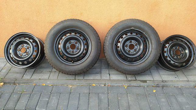 Felgi opony zimowe Honda Accord 7 VII